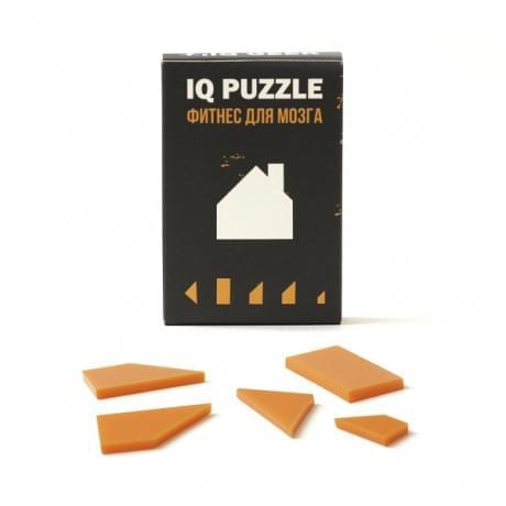 IQ Puzzle Фитнес для мозга Домик