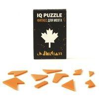 IQ Puzzle Фитнес для мозга Кленовый лист