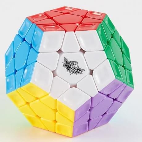 Мегаминкс Cyclone Boys Rainbow Megaminx