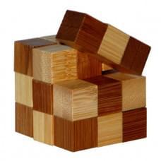 Eureka 3D Bamboo Snake Cubes