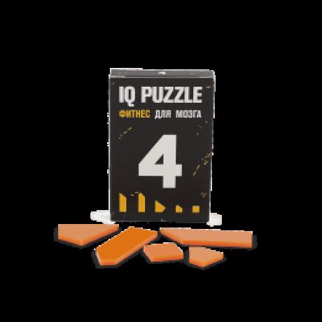 IQ Puzzle Фитнес для мозга Цифра 4