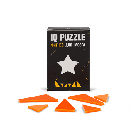 IQ Puzzle Звезда New