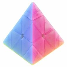 MoFangGe QiYi QiMing Pyraminx Jelly