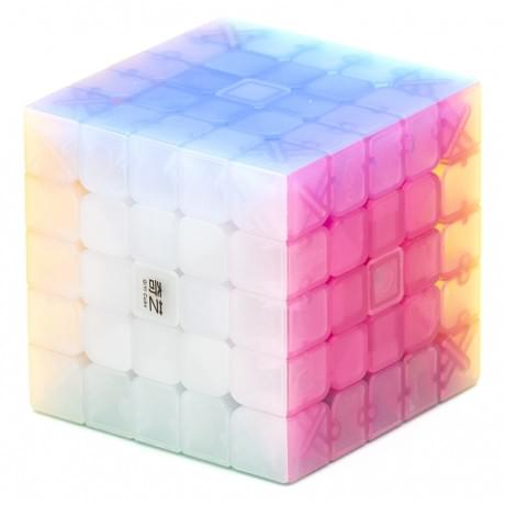 Кубик 5x5x5 QiZheng Jelly