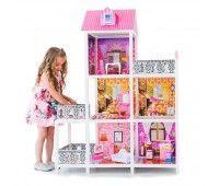 Сказочный дом для Barbie 5 комнат