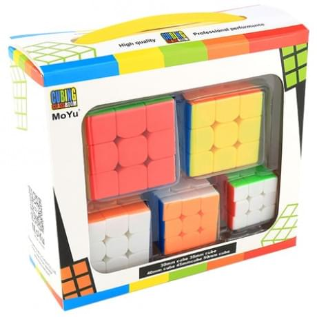 Moyu Cubing Classroom MINI MF Set