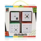 Набор головоломок MoYu Cubing Classroom set 2x2x2-5x5x5 4 шт