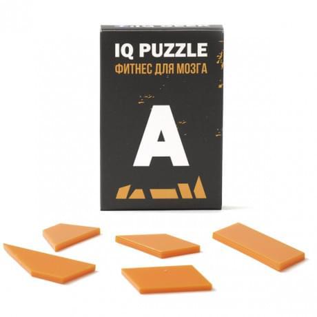 IQ Puzzle Фитнес для мозга Буква А
