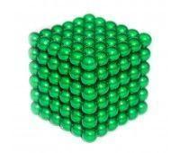 Неокуб зелёный 5мм 216шт