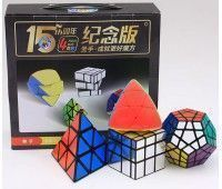 SHENGSHOU SHAPED CUBE SET BLACK