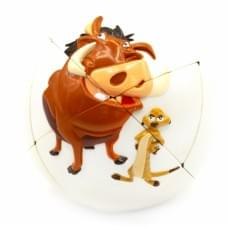 Calvin's Puzzle Ball Lion King