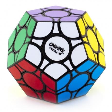 Calvin's Puzzle BubbleMinx Evgeniy Curvy Megaminx
