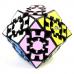 Gear Black Dodecahedron LanLan