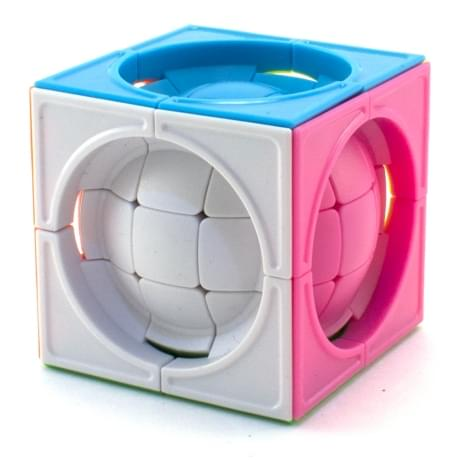 LimCube 3x3 Deformed