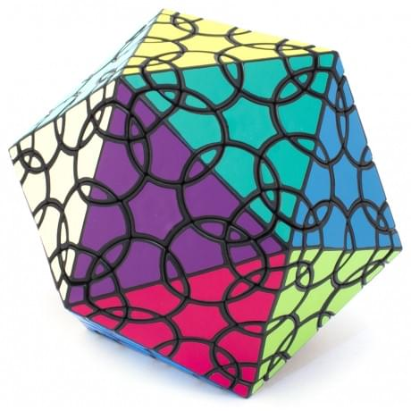 VeryPuzzle Icosahedron D1 Clover