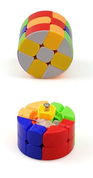 Cylindrical Cube фото