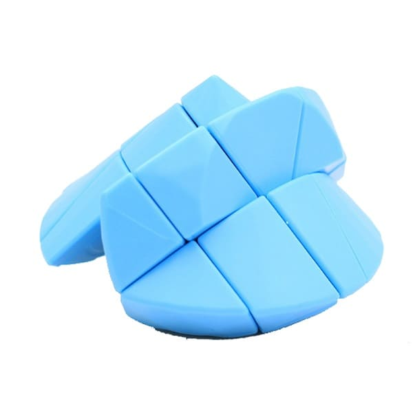 Diamond Fingertip Cube blue