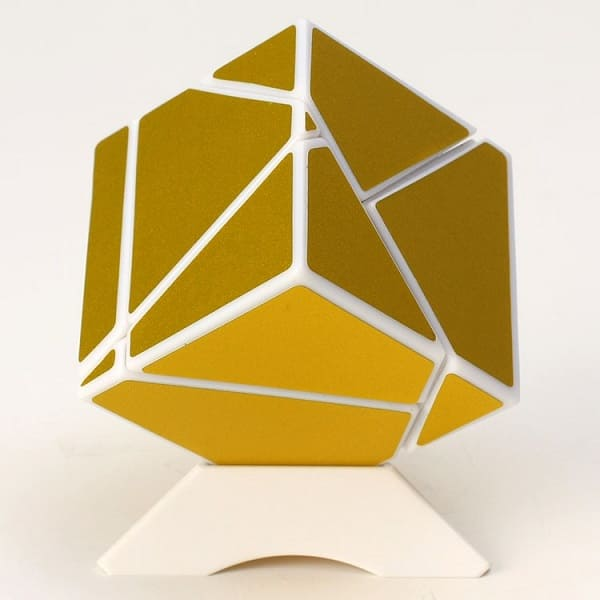 FUNS CUBE GHOST 2X2 GOLD
