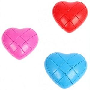сердечко кубик рубик