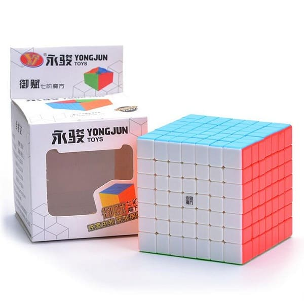 YongJun Yufu 7x7 Stickerless